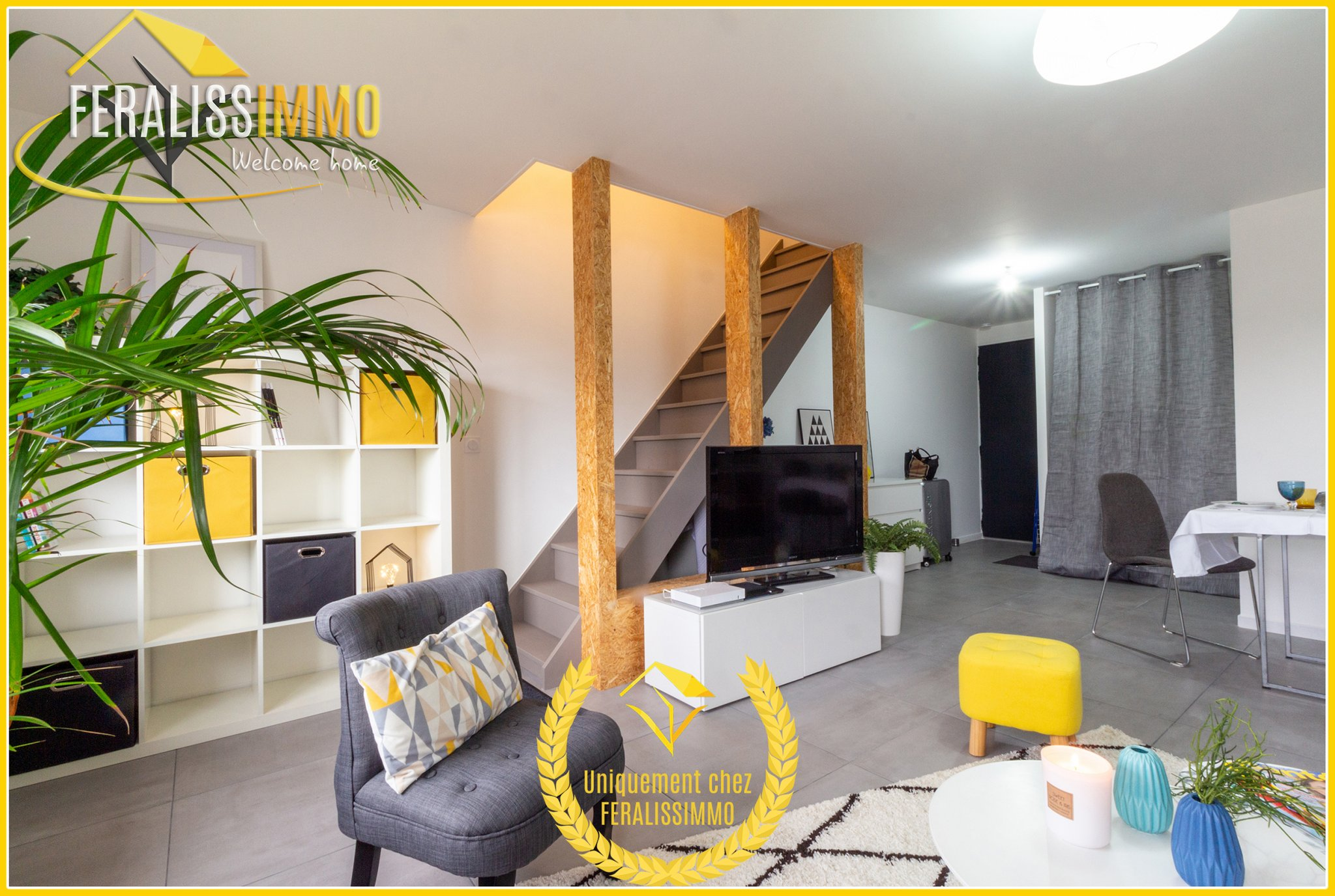 Appartement 3 CARRIERES-SOUS-POISSY
