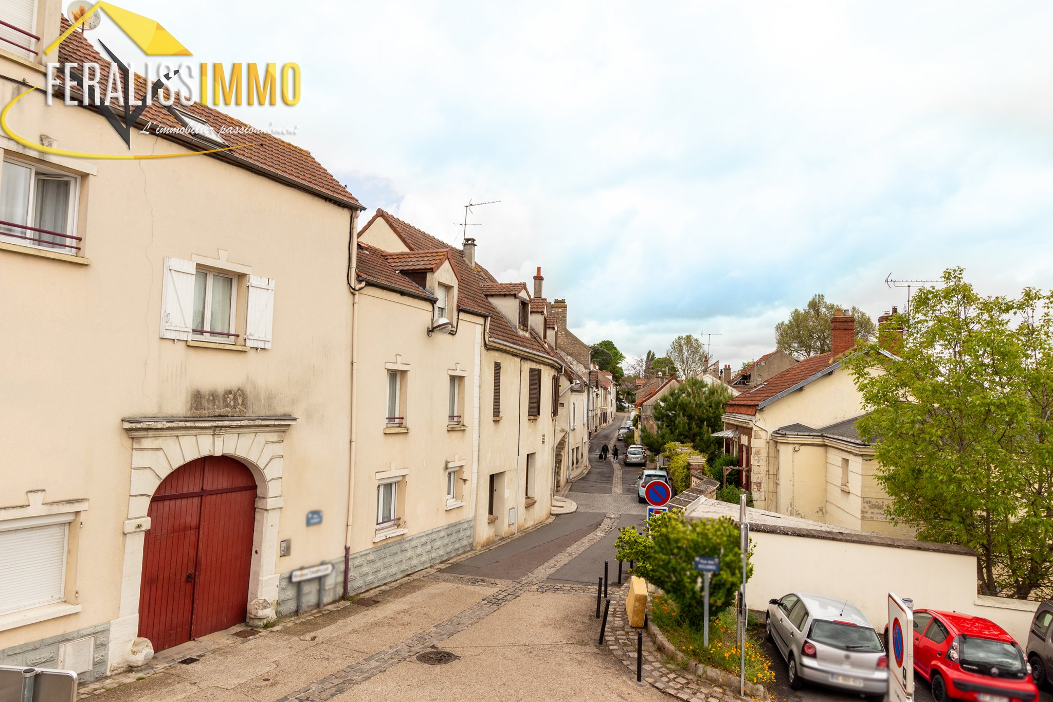Appartement 1 piece CARRIERES-SOUS-POISSY