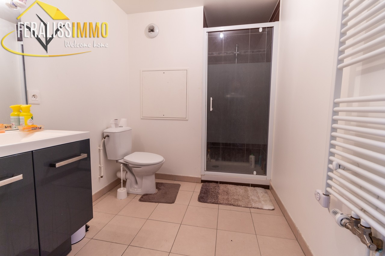 CARRIERES-SOUS-POISSY -  Yvelines (78) - Appartement - 1 chambre - Réf. 7523079