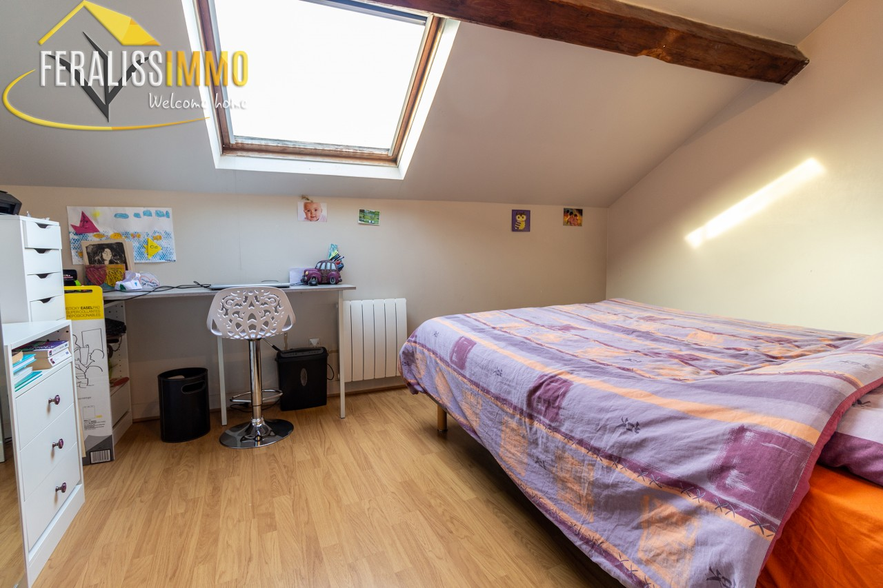 CARRIERES-SOUS-POISSY -  Yvelines (78) - Appartement - 2 chambres - Réf. 7580076